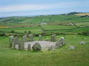 Stone Circle near Cork